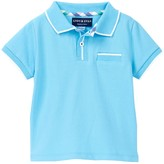 Andy & Evan Polo with Ribbing (Baby Boys)