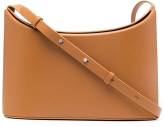 Aesther Ekme Sway leather crossbody bag