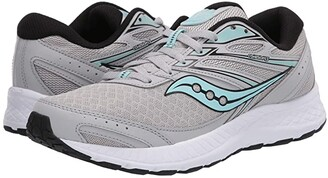 Saucony Versafoam Cohesion 13 (Black/White) Women's Shoes