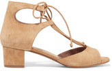 Tabitha Simmons Tallia Suede Sandals - IT37