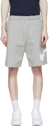 Nike Grey Sportswear Club Shorts