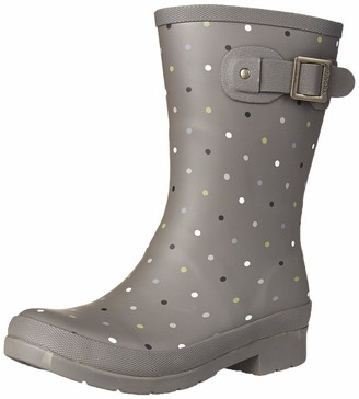 Chooka Women's Mid-Height Printed Rain Boot