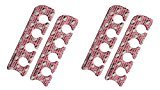 Hello Kitty Pink Toe Separators 2 Pairs total of 4
