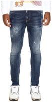 DSQUARED2 Warm Samauri Skinny Dan Jeans