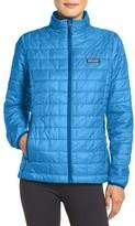 Patagonia Women's Nano Puff Water Resistant Jacket