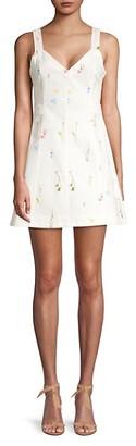 Parker Vara Floral Dress