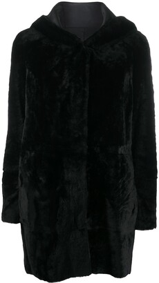 Drome Reversible Single-Breasted Coat