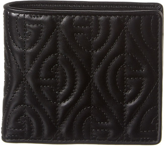 Gucci Embossed Leather Wallet