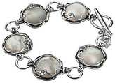 Mother of Pearl Or Paz Sterling Mother-of-Pearl Toggle Bracelet