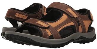 DREW Warren (Black/Grey Nubuck) Men's Shoes
