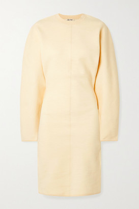 Acne Studios Stretch-jersey Dress - Cream