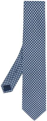 Salvatore Ferragamo Mouse print tie