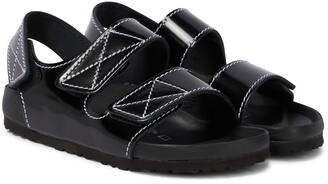 Proenza Schouler x Birkenstock Milano leather sandals