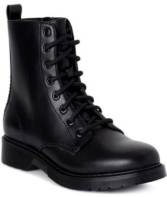 Time and Tru - Time and Tru Women's s Lug Boots - Walmart.com
