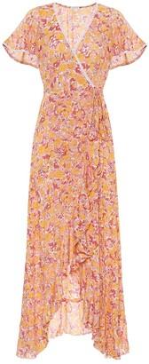 Poupette St Barth Joe floral dress