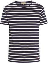 Burberry Kenlow striped cotton T-shirt