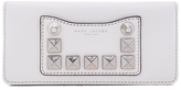 Marc Jacobs Recruit Studs Open Face Wallet