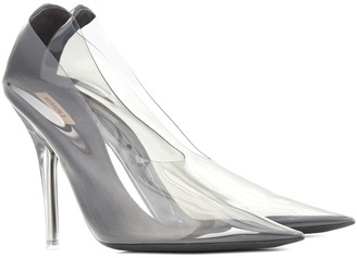 Yeezy Transparent pumps (SEASON 7)