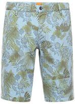 Hugo Boss Sairy-Shorts-D Slim Fit, Cotton Shorts 32R Blue