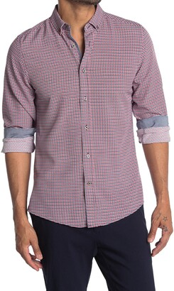 Report Collection Country Printed Regular Fit Shirt