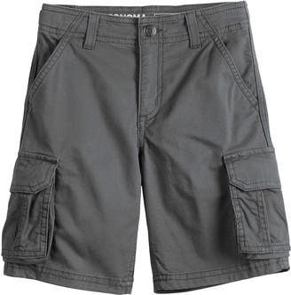 Sonoma Goods For Life Boys 4-12 Cargo Shorts in Regular, Slim & Husky