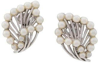 Susan Caplan Vintage '1960s Clip-On Earrings