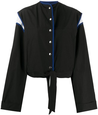 Plan C Snap-Button Jacket