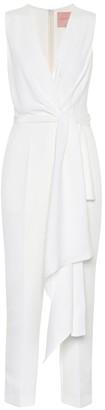 Roksanda Rokuro bridal silk-blend jumpsuit