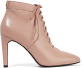 Opening Ceremony Mirzam lace-up leather ankle boots