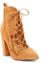 Joe's Jeans Hanna Lace-Up Bootie