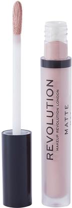 Makeup Revolution Matte Lip Raw 136