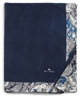Etro Satin-Trimmed Paisley Beach Towel