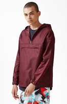 PacSun Solid Packable Anorak