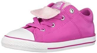 Converse Girls Infants' Chuck Taylor All Star Maddie Metallic Slip On Sneaker