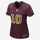 Nike NFL Washington Redskins Game Jersey (Robert Griffin III) Women's Football Jersey