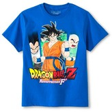 Dragon Ball Z Boys' Graphic T-Shirt - Blue