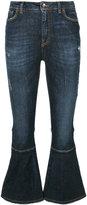 Dolce & Gabbana kick flare jeans - women - Cotton/Spandex/Elastane - 38