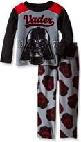 Star Wars Little Boys' Vader '77 2-Piece Pajama Set