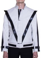 Mjb2c - Michael Jackson Costume - Thriller Leather Jacket