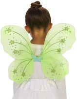 Kids Green Fairy Costume Wings
