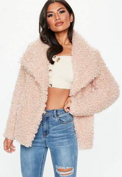 1ab571142ae Shaggy Fur Jacket - ShopStyle Canada