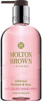Molton Brown Women's Rhubarb & Rose Hand Wash