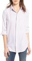 Current/Elliott The Prep School Stripe Shirt