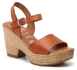 Musse & Cloud Uva Espadrille Platform Sandal