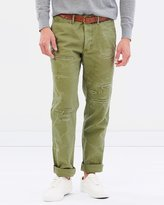 Polo Ralph Lauren Cotton Herringbone Pants