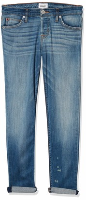 Hudson Women's Riley Crop Relaxed Straight