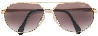 Cazal Aviator Framed Sunglasses