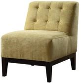 Tucker Slipper Chair Ivy Bronx Upholstery: Yellow