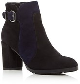 Aquatalia Elianna High Heel Booties