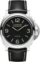 Panerai Men's PAM00560 Luminor Watch